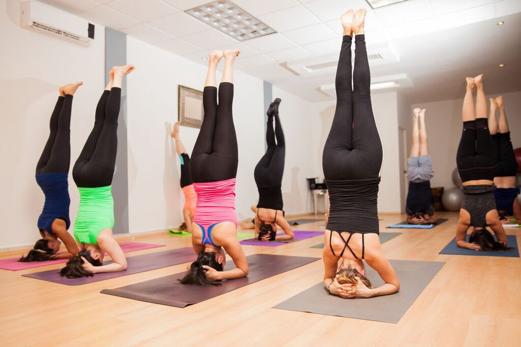 corso power yoga