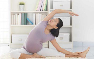 Yoga per gestanti