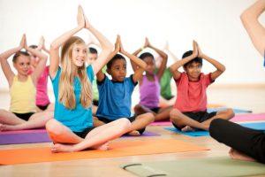 diventare insegnante di yoga per bambini