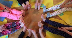 giochi yoga per bambini