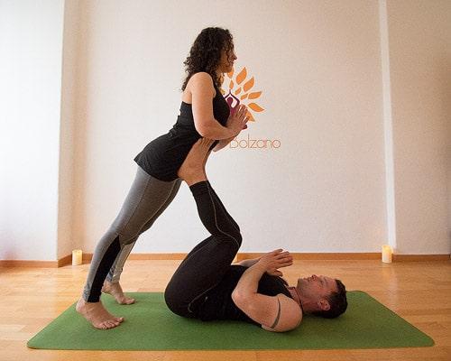 Yoga per coppie