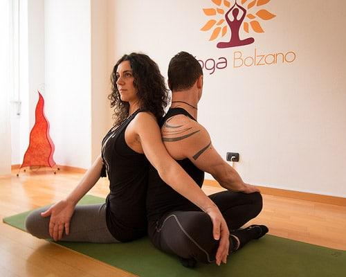 Yoga in coppia