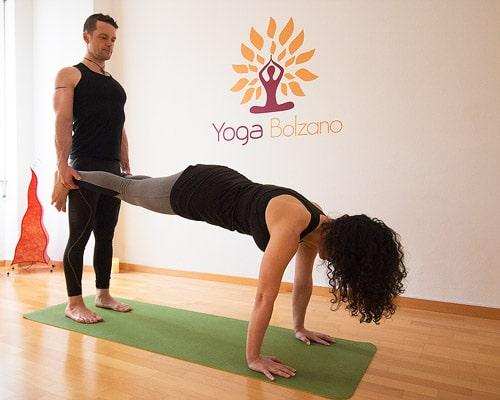 yoga in due posizioni facili