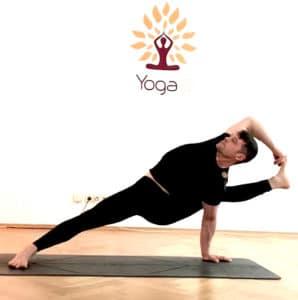 cristiano strim Yoga Bolzano