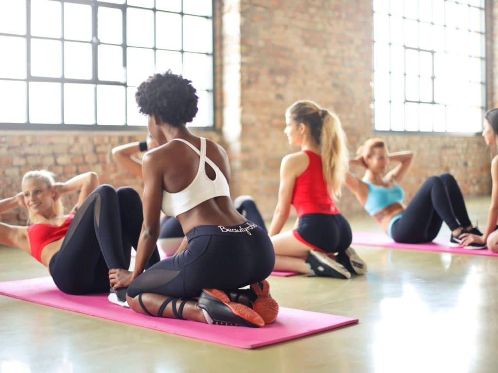 istruttore pilates