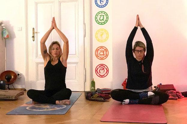 corso yoga dolce