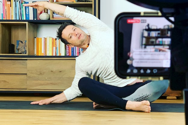 Corso yoga online